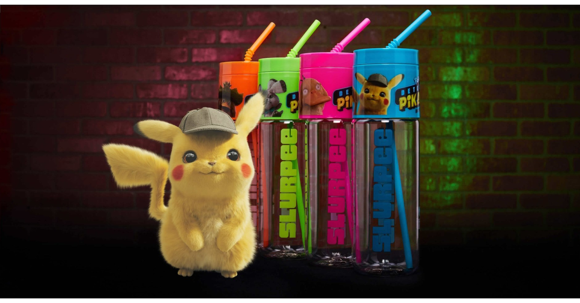 Pokemon Detective Pikachu Comes To 7 Eleven With Ar Experiences