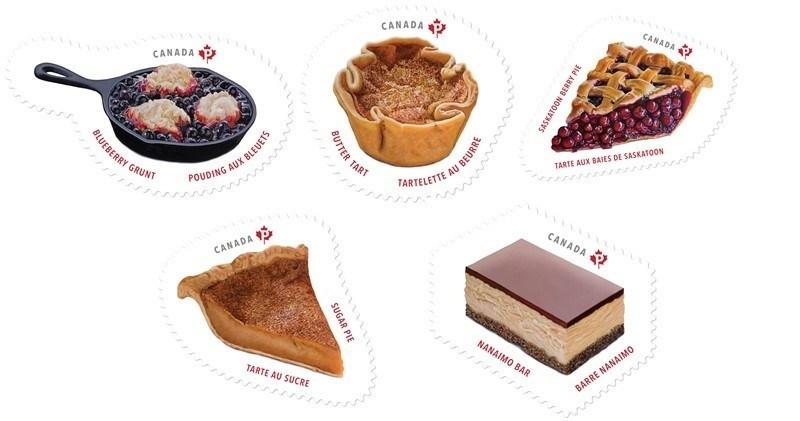 L'émission Desserts du Canada (Groupe CNW/Postes Canada)