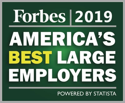 Forbes Names Sanderson Farms Among America's Best Employers
