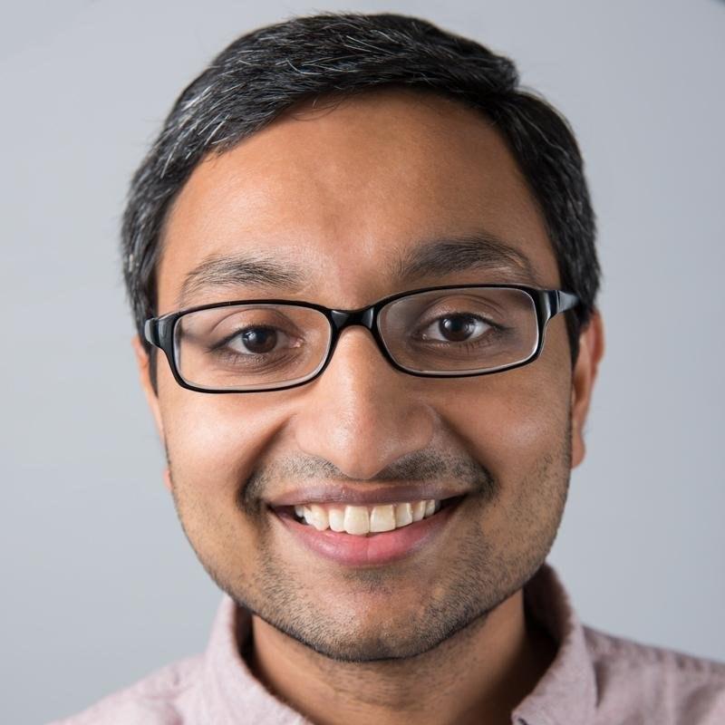 Harsh Patel, Galvanize CEO