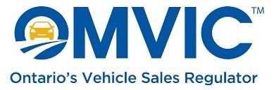 Ontario Motor Vehicle Industry (CNW Group/Ontario Motor Vehicle Industry Council (OMVIC))