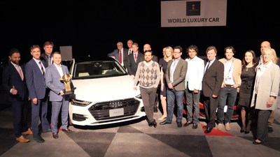2019 World Car Awards - And Now There Is One      Audi A7