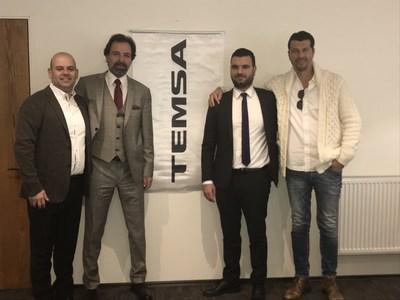 TEMSA continues its global expansion with Israel (PRNewsfoto/TEMSA)