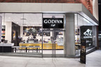 GODIVA Debuts Café Concept in New York City