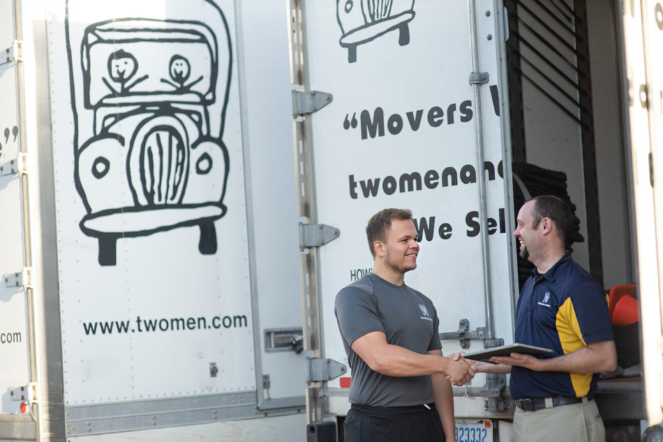 TWO MEN AND A TRUCK preparing for a statewide day of hiring event across the state of Florida on April 24.