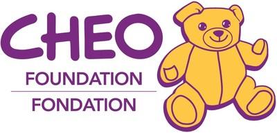 Logo : Fondation CHEO (Groupe CNW/Société de portefeuille d'Hydro Ottawa inc.)