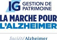 La Marche pour l'Alzheimer IG Gestion de patrimoine (Groupe CNW/Société Alzheimer du Canada)