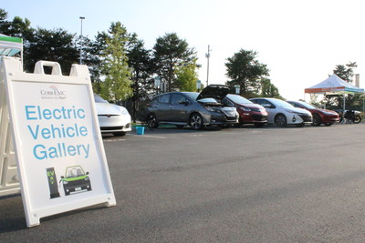 Cobb EMC offers mobile electric vehicle car shows and EV test drives for consumers