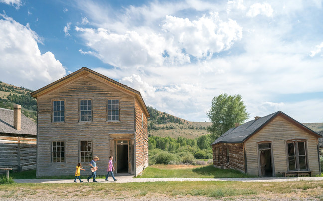 Find an unforgettable family adventure exploring Montana's past. (Photo Courtesy: Visit Montana)