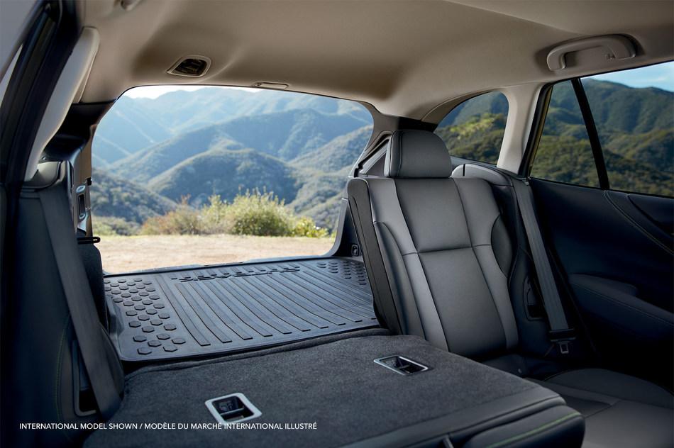 Le recours à la plateforme globale Subaru a permis d'agrandir l'espace entre les passages de roues ainsi que l'ouverture du hayon. (Groupe CNW/Subaru Canada Inc.)
