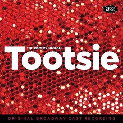 "TOOTSIE ""a vibrant musical-comedy"" -Variety (PRNewsfoto/Verve Label Group)"