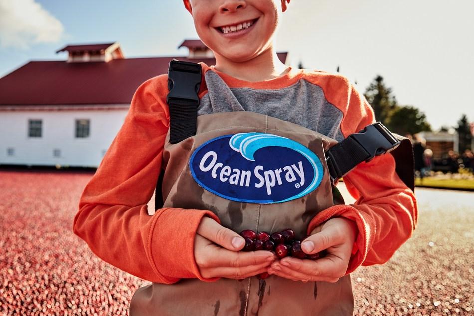 (PRNewsfoto/Ocean Spray Cranberries, Inc.)