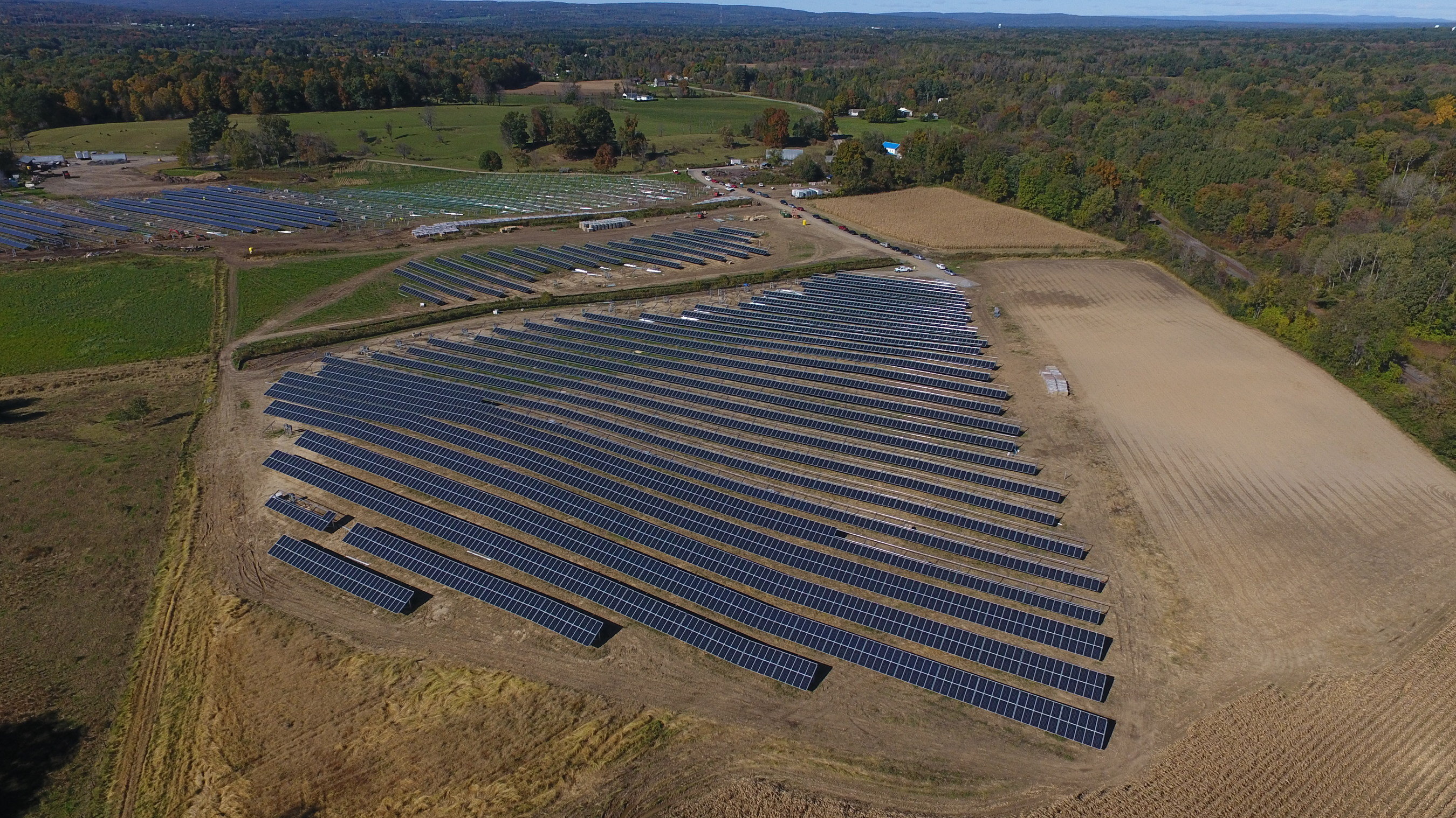 Capital Region Community Solar Garden