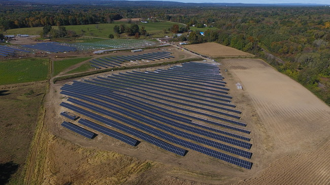 Capital Region Community Solar Garden