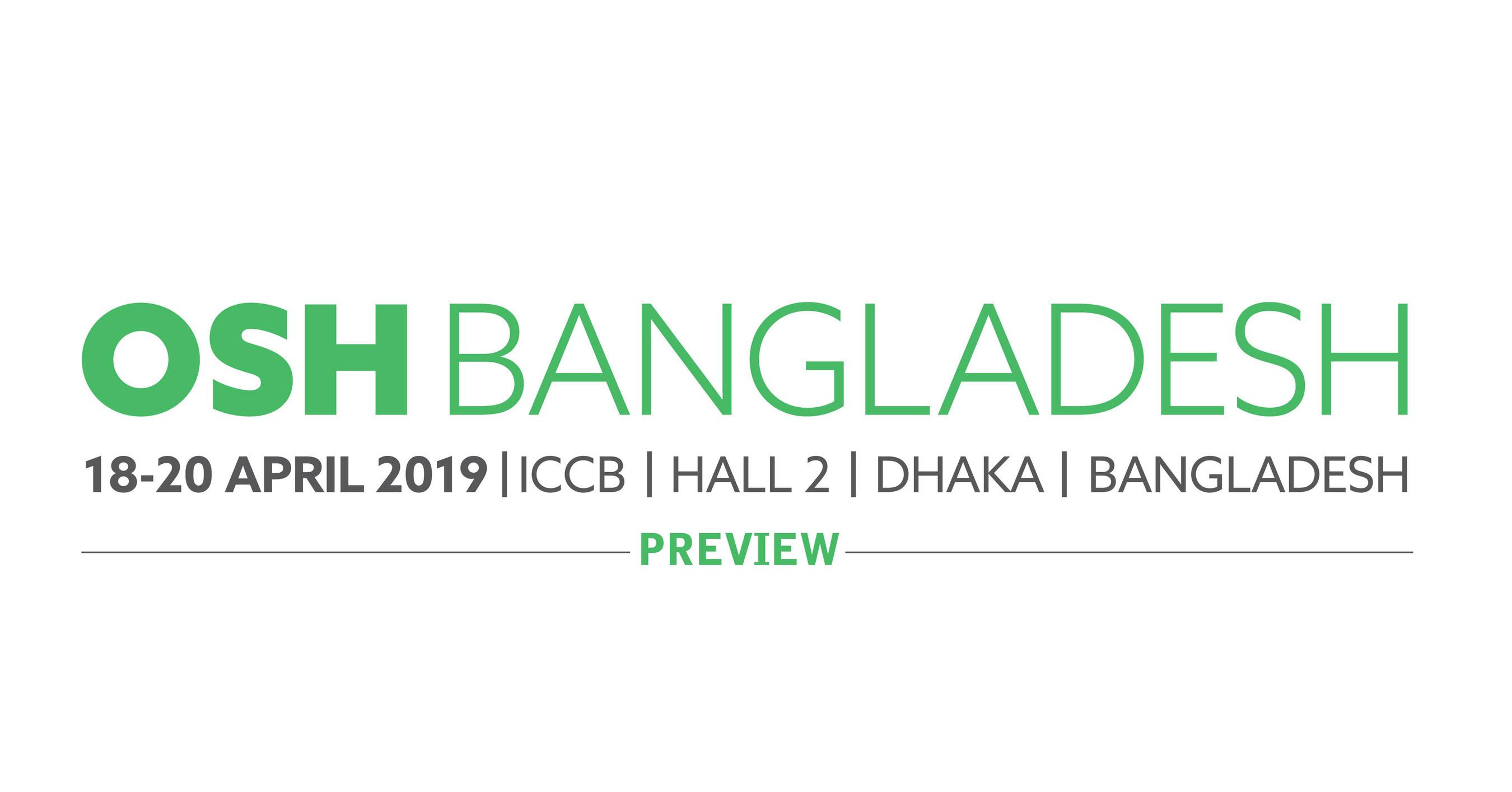 OSH Bangladesh and IFSEC Bangladesh Expos Mark Their Debut