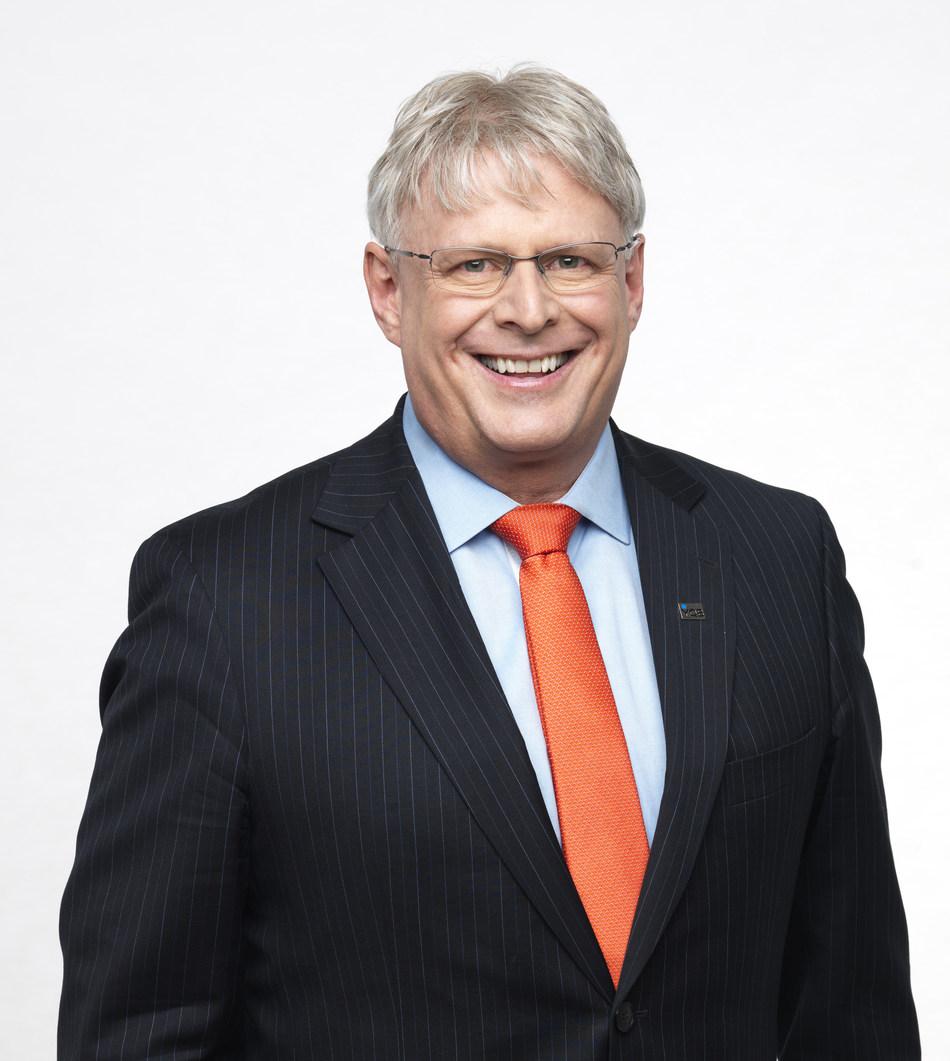 M. Stéphane Poirier (CNW Group/Aéroport de Québec)
