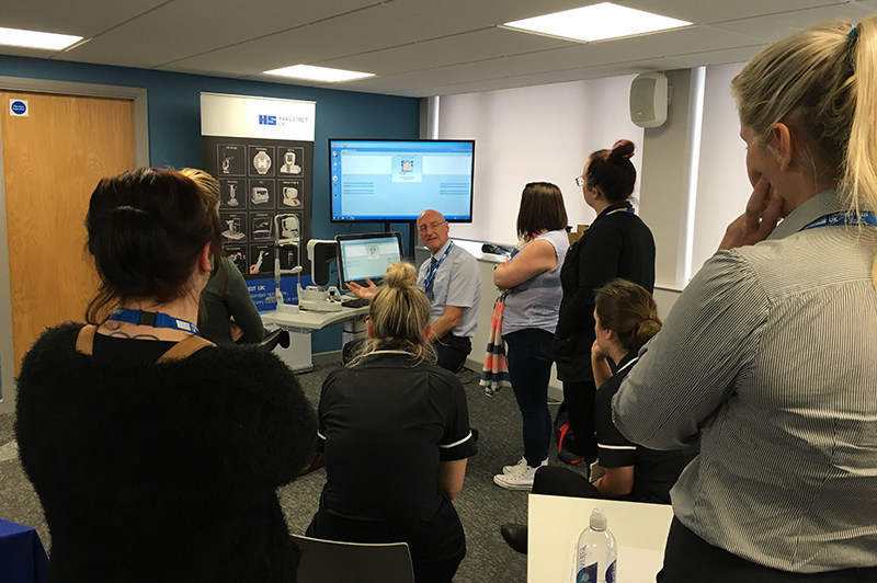 Haag-Streit Academy 'Improving Outcomes' biometry course