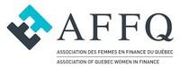 Logo: Association of Québec Women in Finance (CNW Group/Association of Québec Women in Finance)