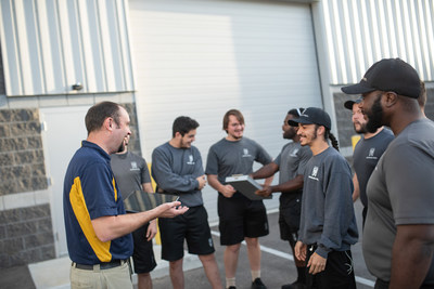 TWO MEN AND A TRUCK® Announces First Ever Day of Hiring Event Across State of North Carolina on April 25