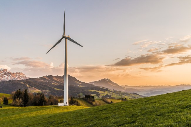 PIVX is an eco-friendly fork of Bitcoin whose entire network could be powered by just one single wind turbine.