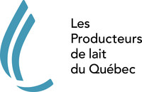 Logo des Producteurs de lait du Québec (Groupe CNW/Les Producteurs de lait du Québec)