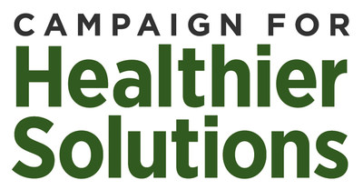 Campaign for Healthier Solutions Logo