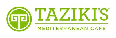 Taziki's Mediterranean Café Logo