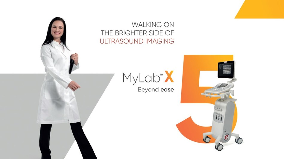 ESAOTE MyLab X5: Walking on the Brighter Side of Ultrasound Imaging Beyond Ease