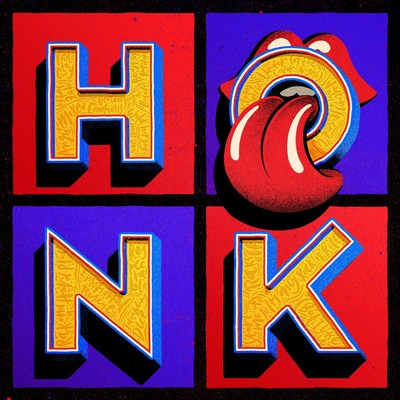 The Rolling Stones' new best of album 'Honk' is out now.