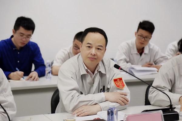 Yu Jun, President of GAC Motor, at Media Roundtable