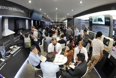 Los electrodomésticos y los automóviles resaltan las tecnologías inteligentes durante la Fase 1 de la 125ª Feria de Cantón