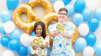 Auntie Anne's® Showers Pretzel Love this National Pretzel Day with Buy One, Get One Free Pretzels and Shower Curtain Launch