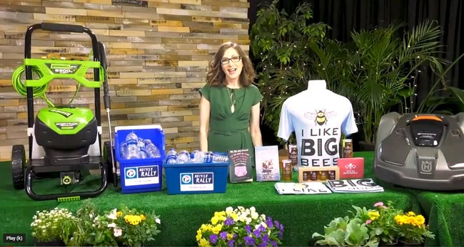 America's Guru of Green Living Explains the Importance of Recycling and Earth Day