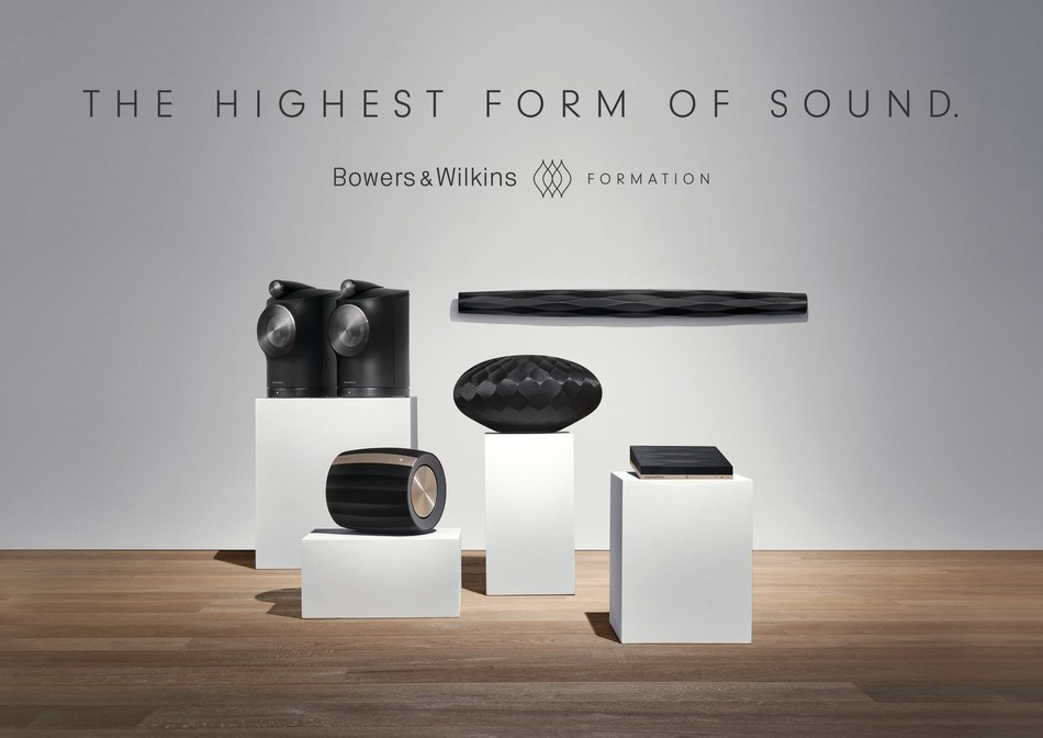 Bowers & Wilkins New Formation Suite
