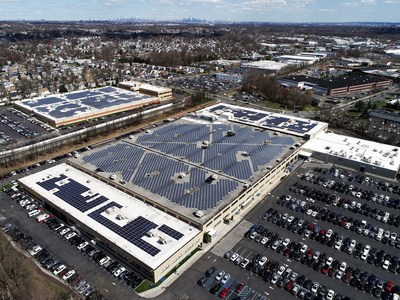 In 2010, SunPower (NASDAQ:SPWR) installed a 1.2-megawatt solar power system at the Bed Bath & Beyond® headquarters in Union, New Jersey. One decade later, with over 21 megawatts of SunPower® solar deployed at 41 locations across six states, Bed Bath & Beyond is continuing to expand its commitment to renewable energy by adding a nearly 500-kilowatt SunPower system at its corporate office.