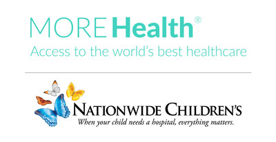 MORE Health Announces Agreement with Nationwide Children's Hospital