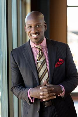 Irvin Bishop, Jr., vice-président directeur, Planification numérique et stratégique, Young Living Essential Oils (PRNewsfoto/Young Living Essential Oils)