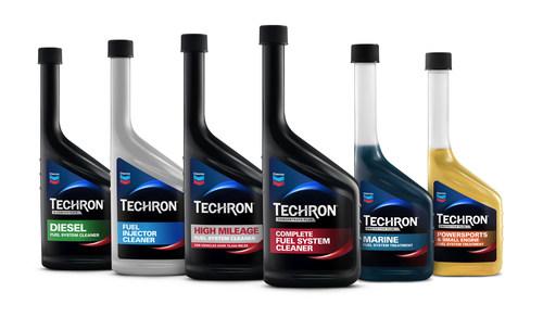 Techron's award-winning line of fuel additives