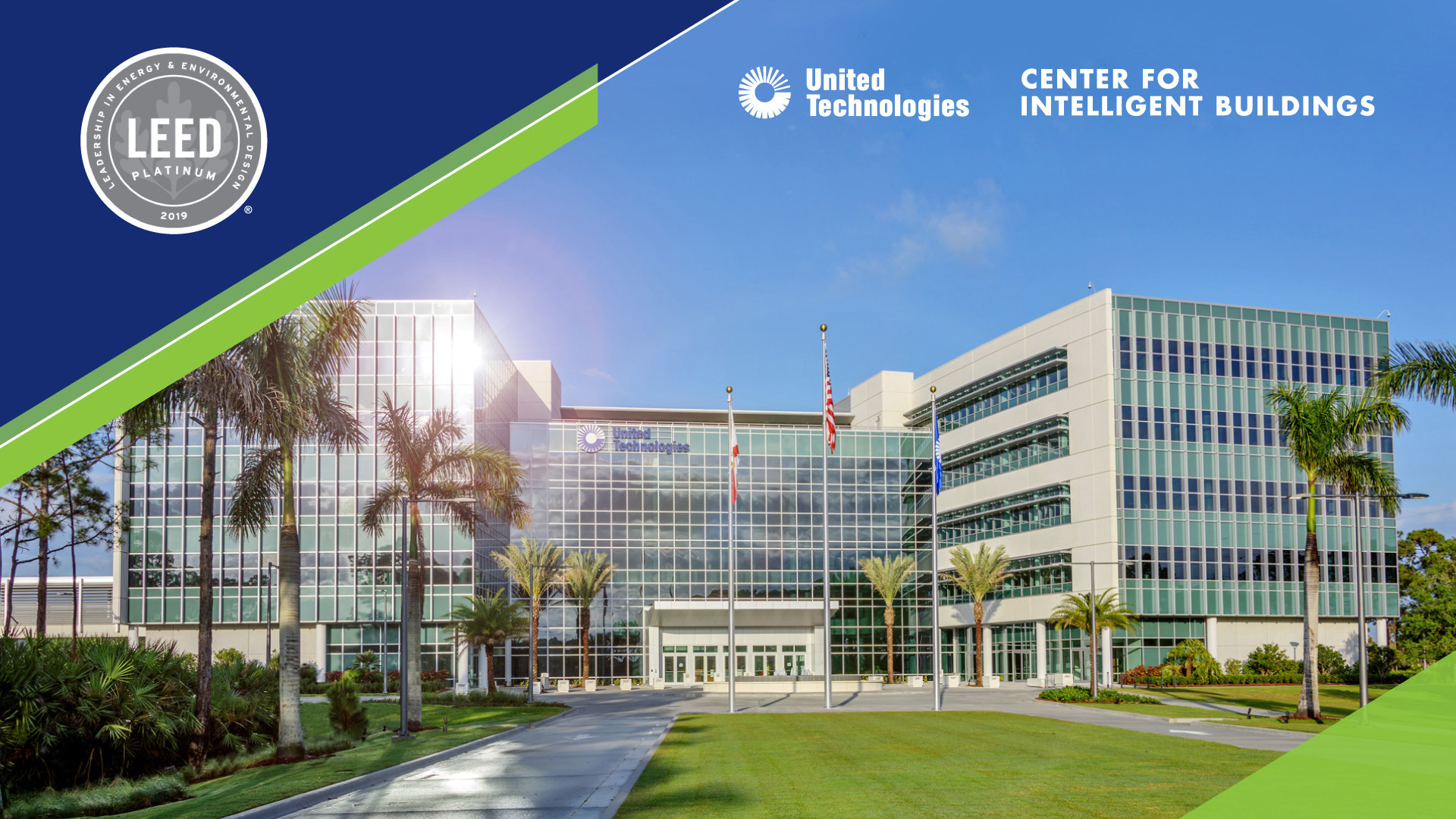 Carrier S World Headquarters Is First Commercial Building In Florida To Achieve Leed Platinum V4 Certification