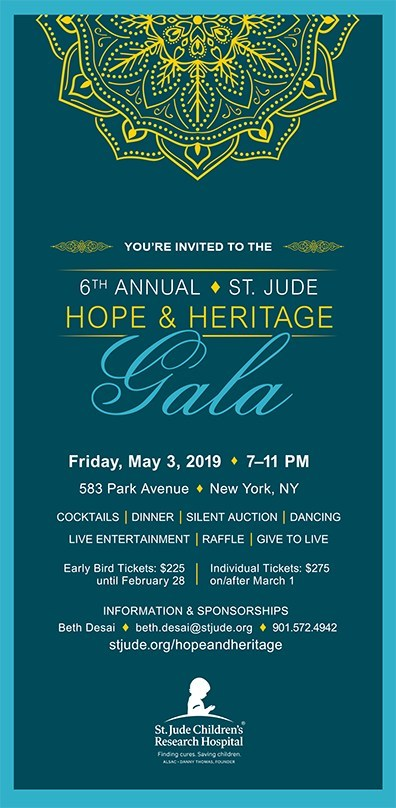 St Jude Heritage >> St Jude Hope And Heritage Gala To Hit 1 Million Fundraising Milestone