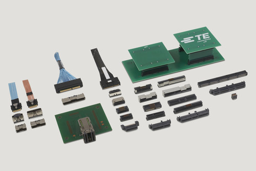 TE Connectivity's new Sliver card edge connectors are the highest-performing card edge connectors in the industry.