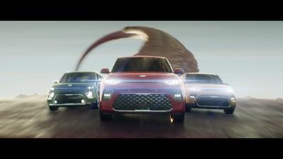 """Kia Motors continúa """"dándolo todo"""" en nueva campaña de marketing para el Soul de tercera generación"""