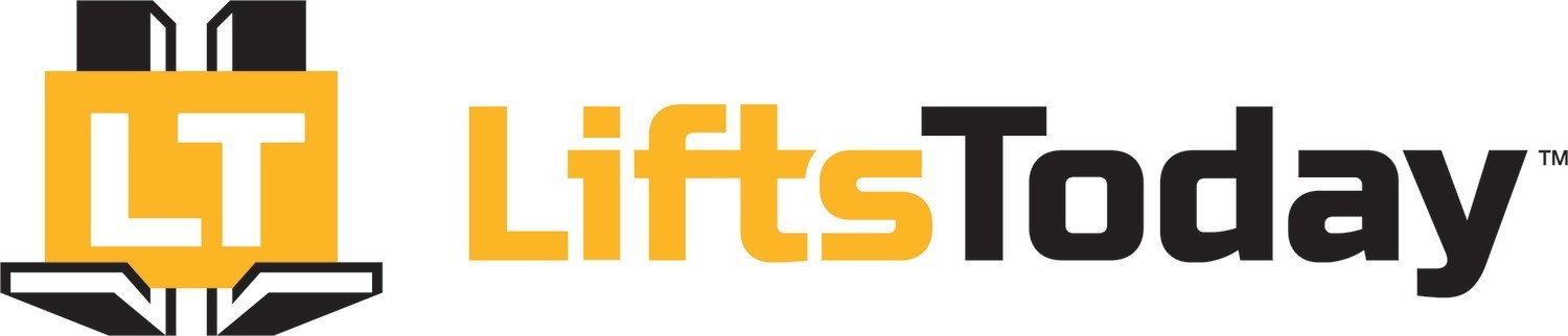LiftsToday.com is your online source for a wide range of new and used lifts, lift equipment, and attachments. You'll find all kinds of mast forklifts—rough-terrain, truck-mounted, swing-reach, pallet jack, side-loader, and more—plus telehandlers, container handlers, scissor lifts, rough-terrain scissor lifts, telescopic boom lifts, personnel lifts, bucket lifts, and many other types of lifts for sale.