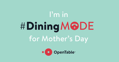 OpenTable #DiningMODE
