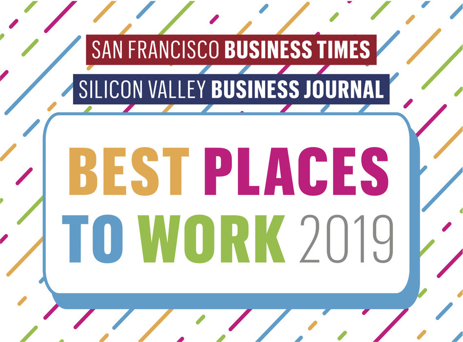 San Francisco Business Times Best Places to Work Winner 2019