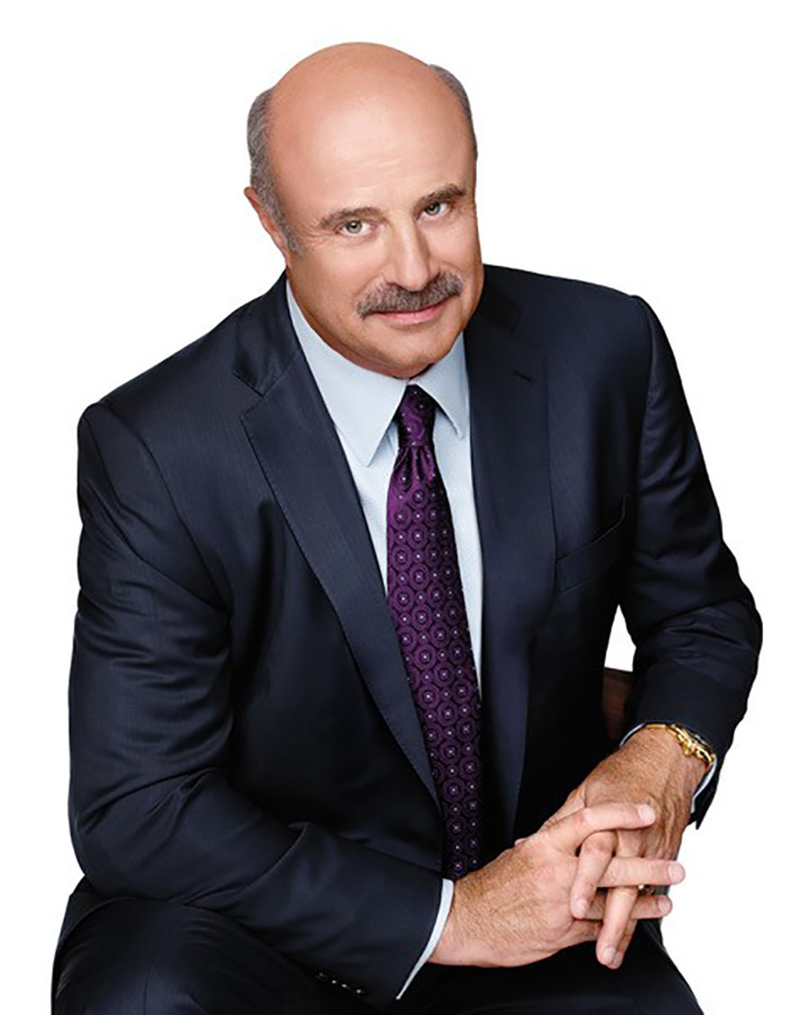 Dr. Phil announces 2-city Canadian tour. Interactive events In Niagara Falls and London centered on leadership and motivation (CNW Group/Breakthrough Communications Consulting)