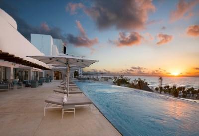Le Blanc Spa Resort - Piscina del tercer piso