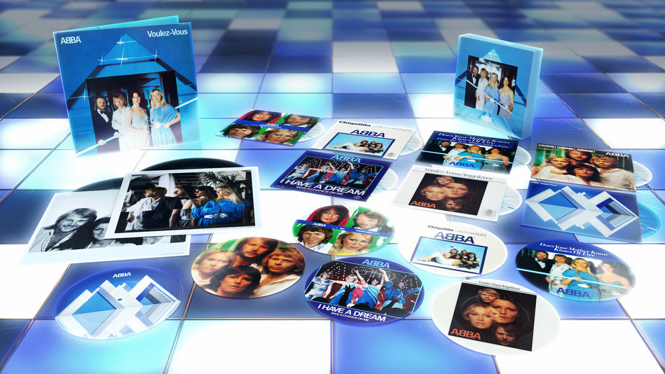 Celebrating its 40th anniversary this year, ABBA's 'Voulez-Vous' will receive a multi-format reissue on June 14, 2019.