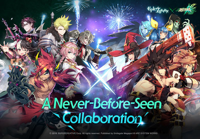 Epic Seven x Guilty Gear Collaboration