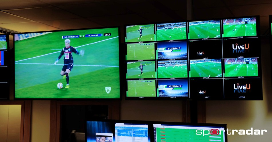 Sportradar Media Services brings Austrian football to the world with LiveU technology
